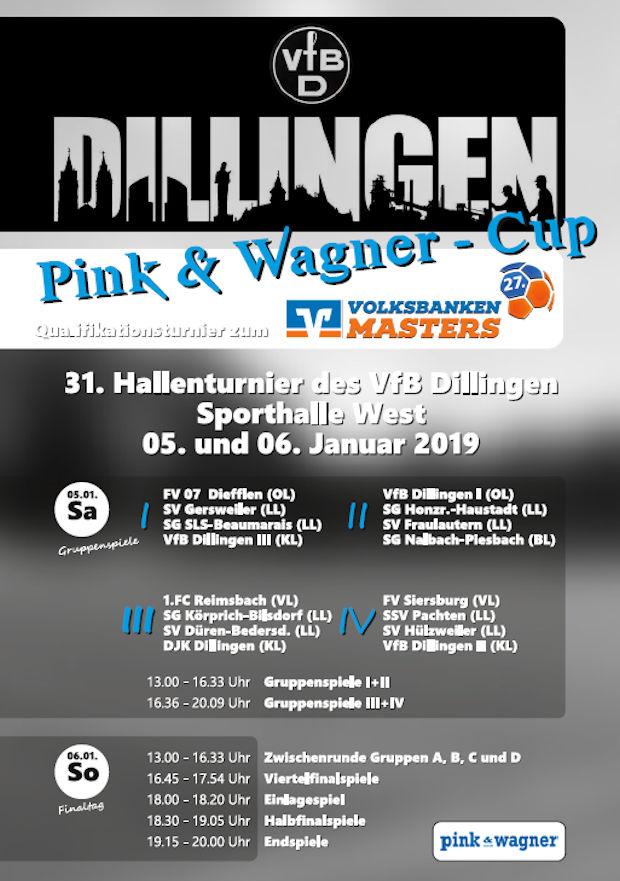 31. Hallenturnier des VfB Dillingen