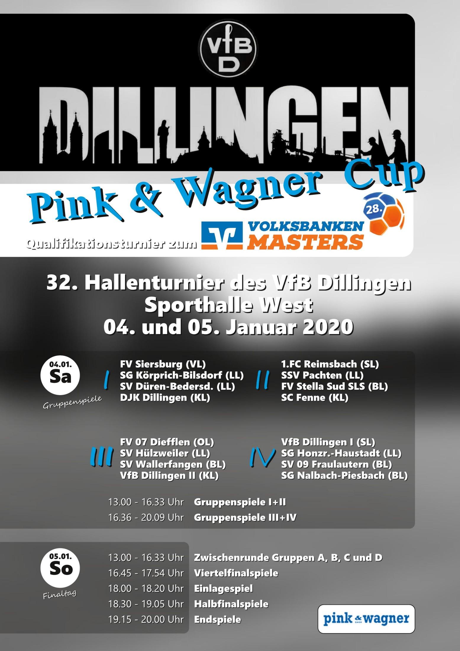 32. Hallenturnier des VfB Dillingen